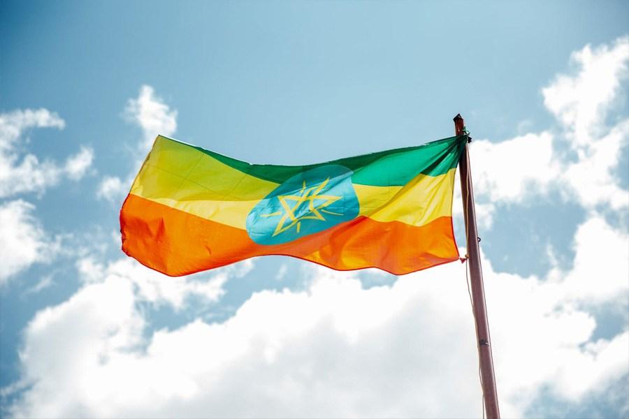 Flaga Etiopii